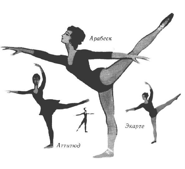 Позы балерины фото — photo 11