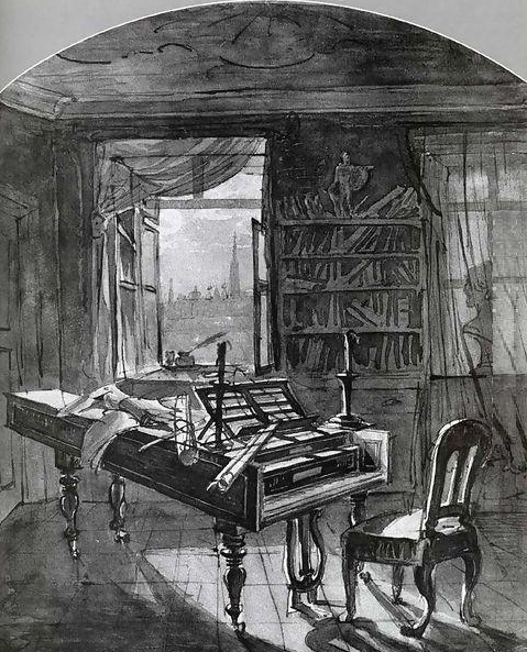 фото бетховен композитора